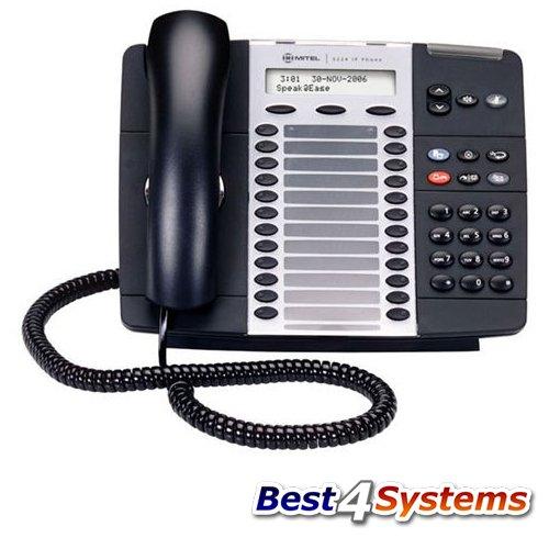 Mitel 5224IP-Telefon (Zertifiziert und Generalüberholt)