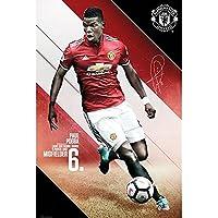 Manchester United F.C - Poster (POGBA #34)