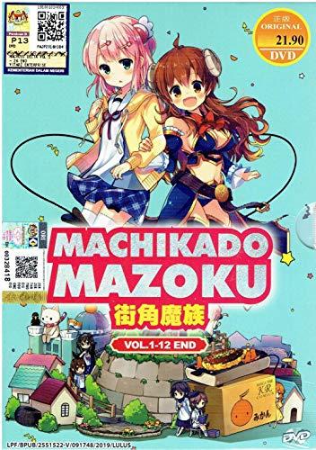 MACHIKADO MAZOKU - COMPLETE ANIM...