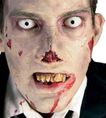 Zombie Zähne Deluxe (Zahn Piraten Gold)