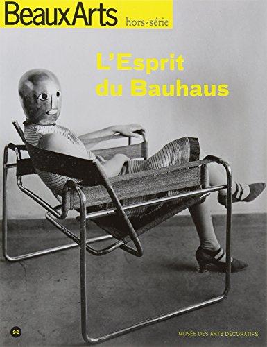 L'esprit du Bauhaus, l'objet en question
