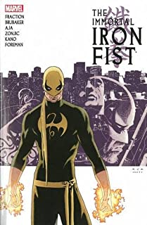 Immortal Iron Fist: The Complete Collection Volume 1 (0785185429) | Amazon price tracker / tracking, Amazon price history charts, Amazon price watches, Amazon price drop alerts
