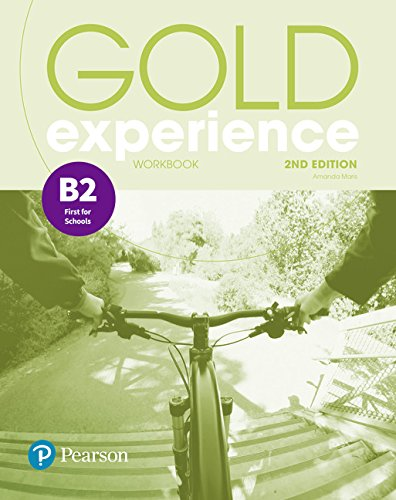 Gold Experience 2nd Edition B2 Workbook por Amanda Maris