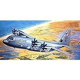 Italeri 510002643 - 1:48 C-130J Hercules Probellerflugzeug