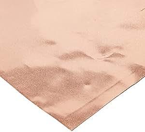Vintaj ranger metal-pressions Adhésif feuilles en métal 3/pkg-copper 15cm x 15cm, d'autres, multicolore