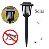 Best Solar Bug Zappers - Solar Insect Zapper, Mosquito Bug Insect Worm Fly Review