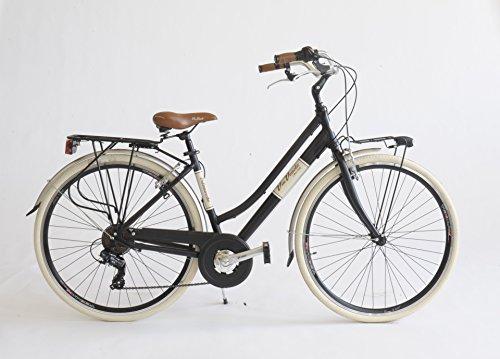 Via Veneto Bicicletta Bici Citybike Ctb Donna Vintage Retro