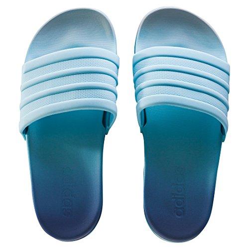 adidas - Adilette Cf+ Fade W, cinturini Donna Viola (Morsup/Azuhie/Gritra)