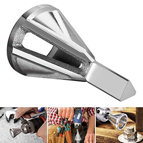 Entgratwerkzeug für Außenfasen Schrauben, Edelstahl Entfernen von Bohrwerkzeugen Bohrer für Metall mit Außendurchmesser