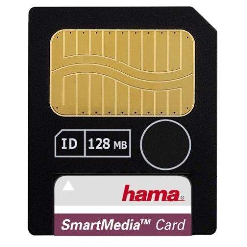 128mb Smartmedia Speicherkarte (Hama SM 128 MB Smart Media Card)