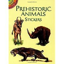 Prehistoric Animal Stickers