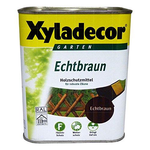 Xyladecor Schützt vor Nässe und Sonne