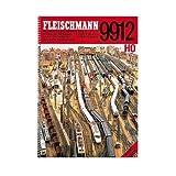 Fleischmann 9912 - Gleisplanbuch HO für Modell-Gleis