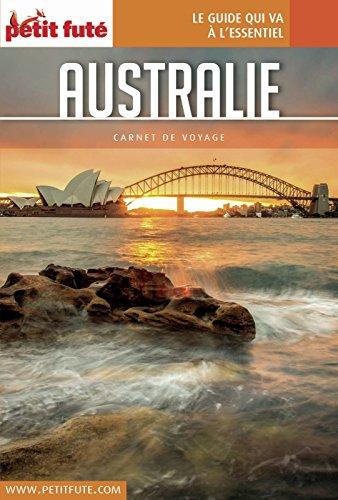 Couverture du livre AUSTRALIE 2017 Carnet Petit Futé