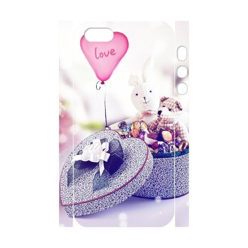 3D Sweetheart gift For SamSung Galaxy Note 3 Phone Case Cover White