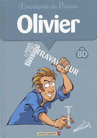 L Encyclopédie des prénoms, tome 5 : Olivier