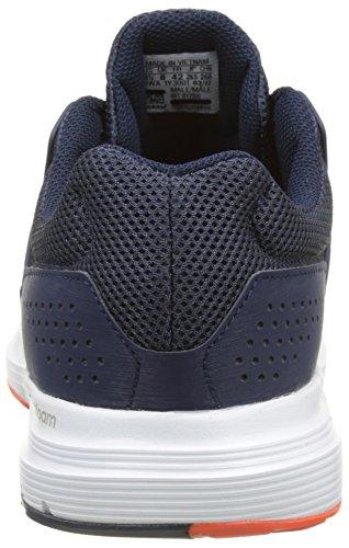adidas Galaxy 4 M, Scarpe Running Uomo Blu (Trace Blue/collegiate Navy/energy)