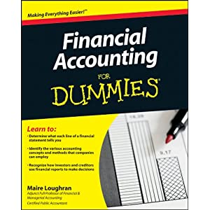 Financial Accounting For Dummies (English Edition)