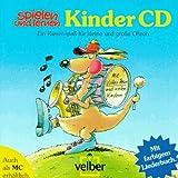 spielen + lernen Kinder CD: mit farbigem Liederbuch