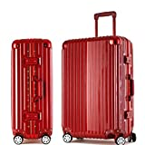 MHGAO ABS + PC Valigia High-End Business Trolley Universale Ruote 5, 29 Pollici