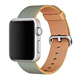 1PC New Release Sports Royal Woven Nylon Bracelet Strap Band For Apple Watch 38mm