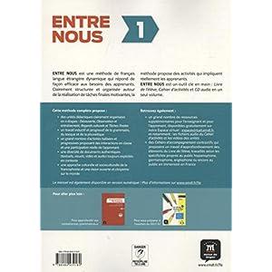 Entre Nous 1 (A1) (+cahier) (+2 audio-Cd) (Fle- Texto Frances)