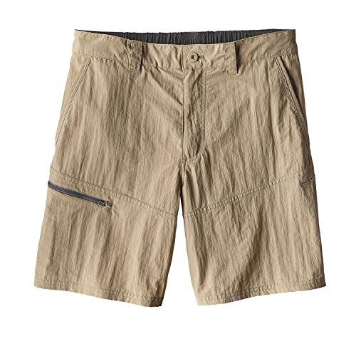 Patagonia M 'S Sandy Cay 8in, Shorts XXL Kakigrün (EL Cap Khaki) -