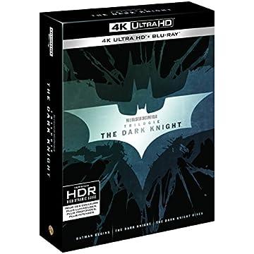 The Dark Knight - La Trilogie -  Blu-Ray 4K + Blu-Ray [4K Ultra HD + Blu-ray]