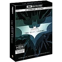 Coffret trilogie the dark knight : batman begins ; the dark knight ; the dark knight rises 4k ultra hd