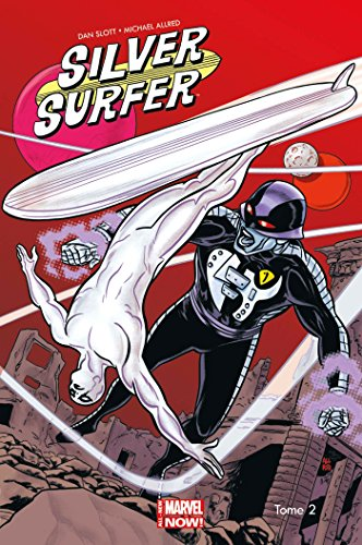 SILVER SURFER ALL NEW MARVEL NOW T02