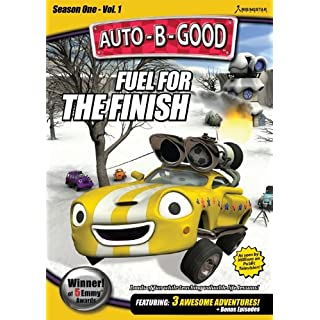Auto-B-Good: Fuel for the Finish [DVD] [2010] [US Import]