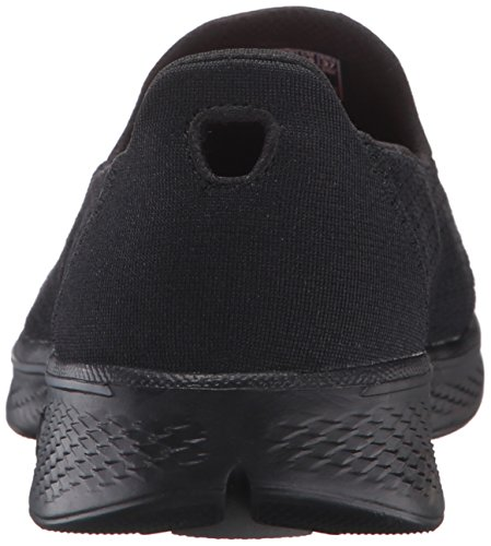 Skechers Ladies Go Walk 4-pursuit Instructor Black (nero)