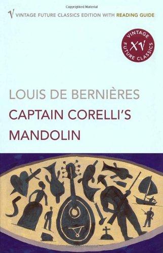 Captain Corelli's Mandolin. Louis de Bernires