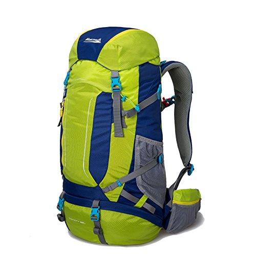 Im Freienberg Taschen/Rucksack Rucksäcke-gelb 60L gelb