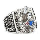 ZNKVJ Das Jahr 2003 NFL New England Patriots Meisterschaft Ringe,Größe 70(22.3)