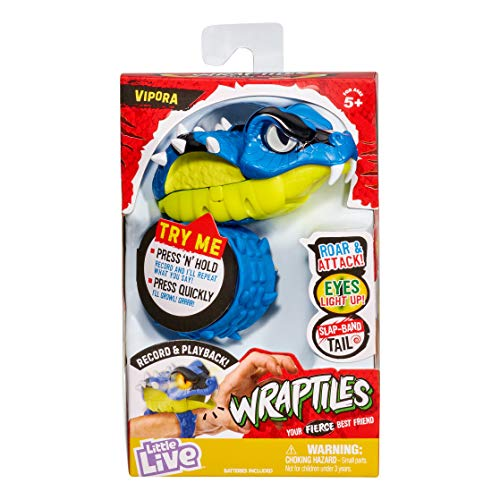 Little Live Wraptiles Paquete Individual