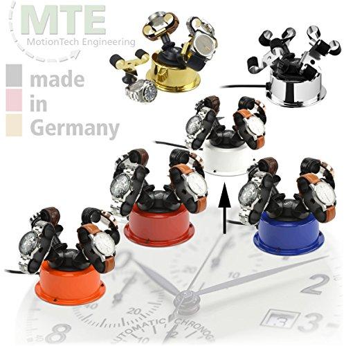 MTE Uhrenbeweger WTS 4 POP WHITE - 2