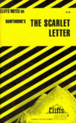 Scarlet Letter Notes (Cliffs notes) (Scarlet Cliff Letter Notes)