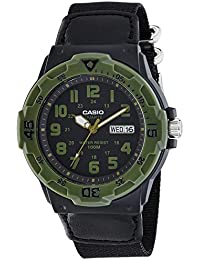 Casio MRW-200HB-1BVDF (A746) A746 (A746) - Reloj para hombres