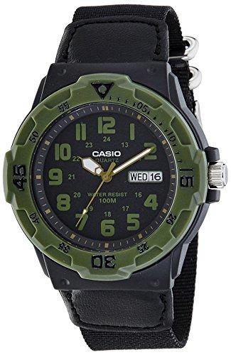 Casio MRW-200hb-1BVDF (A746) A746 (A746)–Orologio da uomo