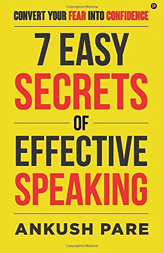 7 Easy Secrets of Effective Speaking