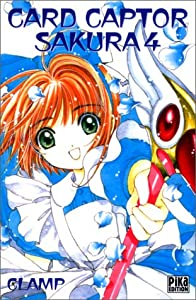 Card Captor Sakura Edition simple Tome 4