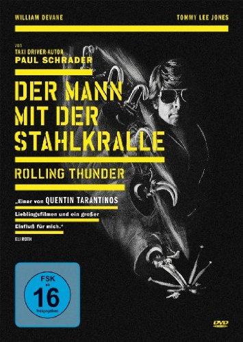 Der Mann mit der Stahlkralle - Rolling Thunder