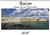 Apulien – Gargano und die Tremiti-Inseln (Wandkalender 2018 DIN A2 quer): Die weniger bekannten Regionen Apuliens stellen sich vor. (Monatskalender, ... [Apr 01, 2017] Hegerfeld-Reckert, Anneli