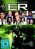 ER - Emergency Room, Staffel 08 [6 DVDs]