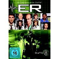 ER - Emergency Room, Staffel 08