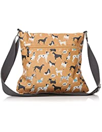 Shruti Designs Lisa Buckridge It's A Dogs Life Sling Bag By - The New Walkies