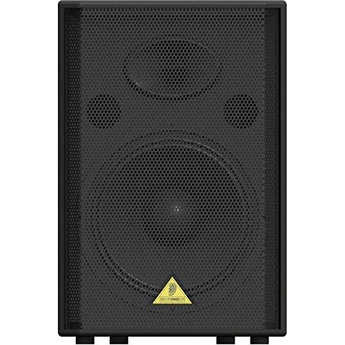 Behringer VS1520 Eurolive PA-Lautsprecher (38 cm, 15 Zoll, 600 Watt), schwarz