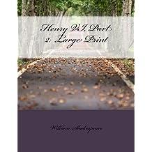 Henry VI, Part 2: Large Print