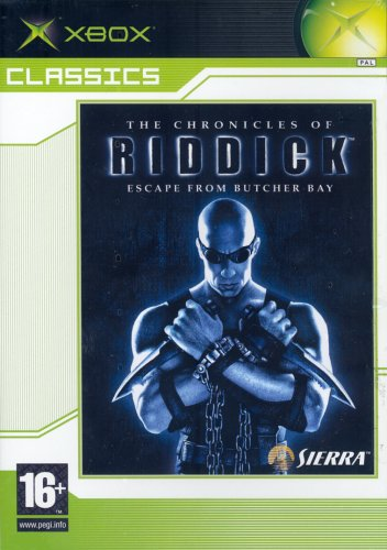 The Chronicles of Riddick - Escape from Butcher Bay (Xbox Classics)[UK Import] (Riddick Butcher Bay)